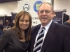 Treasurer of the United States Rosie Rios and Donn Pearlman